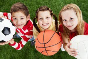 Физическое воспитание вне школы