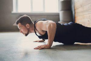 Простые упражнения — залог успеха в спорте