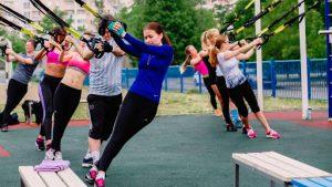 О тренировках на свежем воздухе