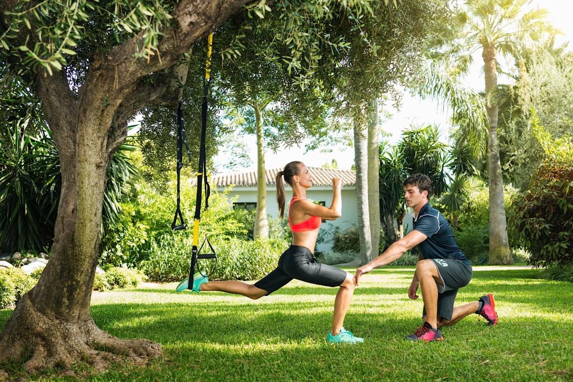 Польза простых тренировок не в спортзале