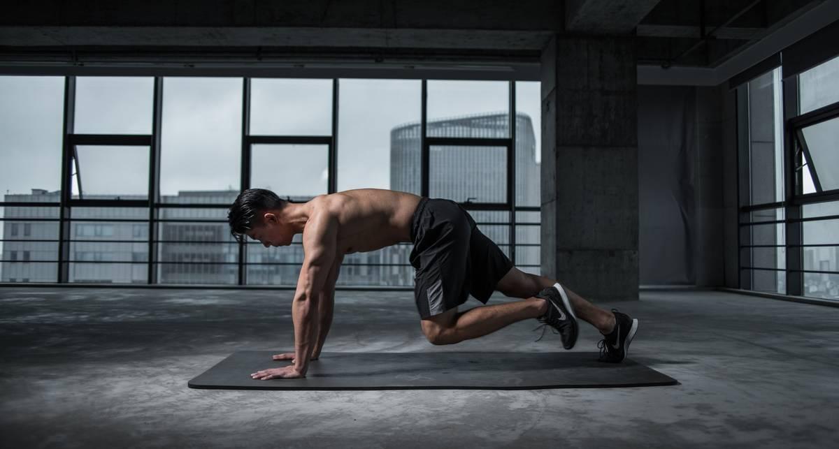 Тренировки с собственной массой тела