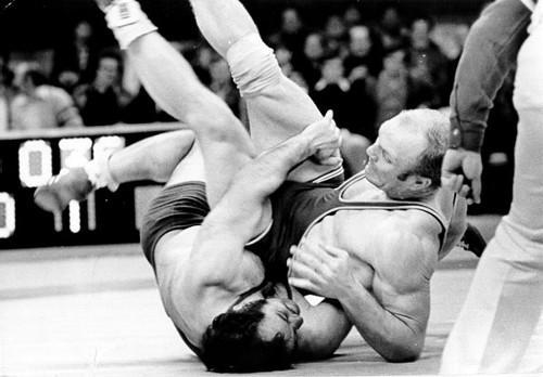 Ivan Yarygin Wrestling