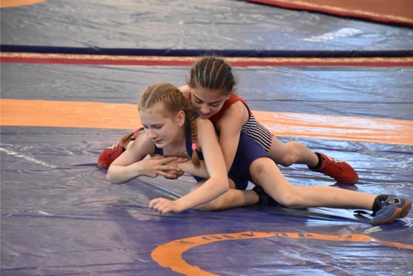 Спорт в жизни девочек
